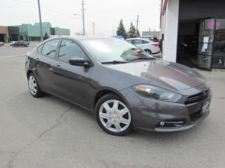 Used 2014 Dodge Dart SXT $6,995+HST+LIC FEE / CERTIFIED / SNOW TIRES INCLUDED for sale in North York, ON