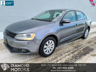 Used 2014 Volkswagen Jetta Sedan Comfortline for sale in Edmonton, AB