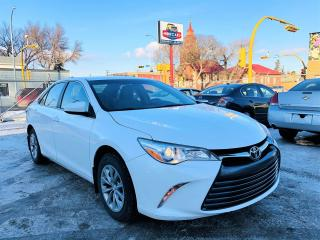 Used 2015 Toyota Camry LE for sale in Regina, SK