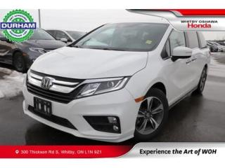 Used 2020 Honda Odyssey EX | Power Moonroof for sale in Whitby, ON