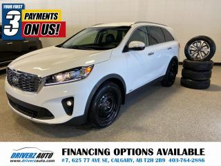 Used 2019 Kia Sorento 3.3L EX+ AWD, BLIND SPOT, APPLE CARPLAY, HEATED LEATHER, AND MORE! for sale in Calgary, AB