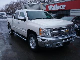 Used 2013 Chevrolet Silverado 1500 LT Crew Cab 4WD for sale in Ottawa, ON