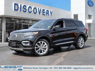 New 2021 Ford Explorer Platinum for sale in Burlington, ON