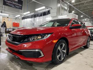 Used 2021 Honda Civic LX CVT for sale in Rouyn-Noranda, QC