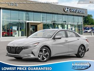 New 2021 Hyundai Elantra Ultimate w/Two-Tone Interior for sale in Port Hope, ON