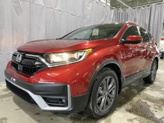 Used 2021 Honda CR-V Sport for sale in Rouyn-Noranda, QC