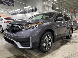 Used 2021 Honda CR-V LX AWD for sale in Rouyn-Noranda, QC