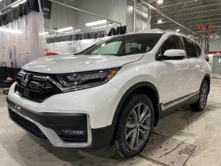 Used 2021 Honda CR-V Touring for sale in Rouyn-Noranda, QC