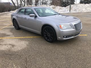 Used 2014 Chrysler 300 Remote Start! Bluetooth! AWD Backup Cam! for sale in Winnipeg, MB