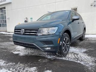 Used 2020 Volkswagen Tiguan iQ Drive 2.0T 8sp at w/Tip 4M for sale in Ottawa, ON