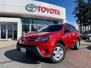 Used 2015 Toyota RAV4 AWD LE for sale in Surrey, BC
