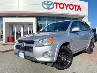 Used 2012 Toyota RAV4 4WD V6 LIMITED 5A for sale in Surrey, BC