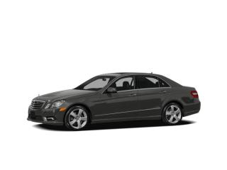 Used 2010 Mercedes-Benz E-Class for sale in Burnaby, BC