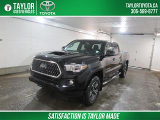 Used 2018 Toyota Tacoma SR5 TRD Sport Premium pkg for sale in Regina, SK