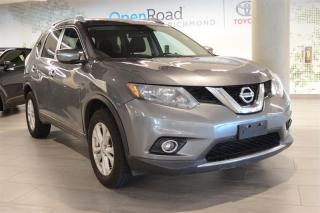 Used 2014 Nissan Rogue SV AWD CVT for sale in Richmond, BC