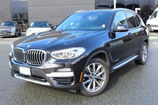 Used 2018 BMW X3 xDrive30i for sale in Langley, BC