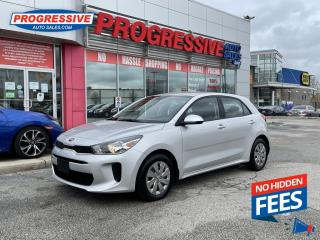 Used 2019 Kia Rio LX+ HEATED SEATS / HEATED STEERLING WHEEL / BACKUP CAMERA for sale in Sarnia, ON