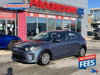 Used 2019 Kia Rio LX+ HEATED SEATS / HEATED STEERING WHEEL / BACKUP CAMERA for sale in Sarnia, ON