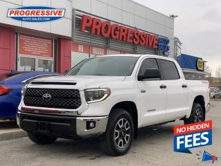 Used 2019 Toyota Tundra SR5 Plus 5.7L V8 NAVI / SUNROOF / BACKUP CAMERA for sale in Sarnia, ON