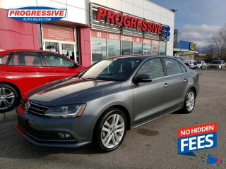 Used 2017 Volkswagen Jetta 1.8 TSI Highline HEATED SEATS / BACKUP CAMERA for sale in Sarnia, ON