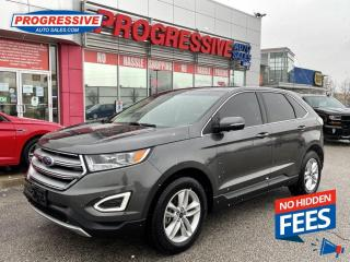 Used 2017 Ford Edge SEL NAVI / SUNROOF / BACKUP CAMERA for sale in Sarnia, ON