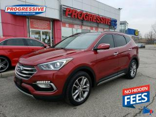 Used 2017 Hyundai Santa Fe Sport 2.0T Limited NAVI / SUNROOF / HEATED & VENTED SEATS / BACK UP CAMERA for sale in Sarnia, ON