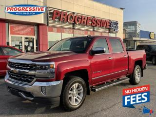 Used 2018 Chevrolet Silverado 1500 NAVI / BACK-UP CAMERA / HEATED SEATS for sale in Sarnia, ON