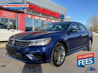 Used 2016 Volkswagen Passat 1.8 TSI Comfortline NAV / HEATED SEATS / SUNROOF for sale in Sarnia, ON
