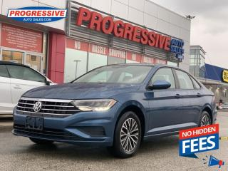 Used 2019 Volkswagen Jetta 1.4 TSI Highline SUNROOF / LEATHER / BACKUP CAMERA / HEATED SEATS for sale in Sarnia, ON