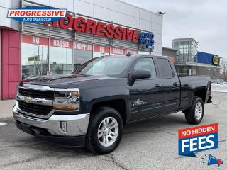 Used 2019 Chevrolet Silverado 1500 LD LT BACK-UP CAMERA / DUAL CLIMATE / 4X4 for sale in Sarnia, ON