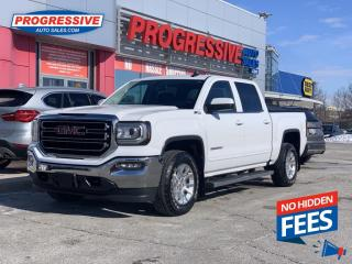 Used 2018 GMC Sierra 1500 SLE HEATED SEATS / BACKUP CAMERA for sale in Sarnia, ON