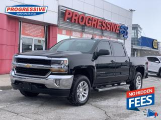 Used 2018 Chevrolet Silverado 1500 HEATED SEATS / BACKUP CAMERA for sale in Sarnia, ON