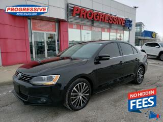 Used 2014 Volkswagen Jetta 2.0 TDI Highline LEATHER / SUNROOF for sale in Sarnia, ON