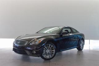 Used 2011 Infiniti G37 X Coupe AWD Sport for sale in Langley City, BC