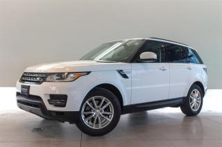 Used 2014 Land Rover Range Rover Sport V6 SE (2) for sale in Langley City, BC