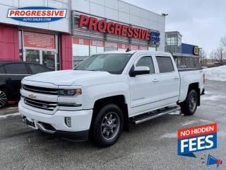 Used 2018 Chevrolet Silverado 1500 Heated seats/steering wheel. 4x4 for sale in Sarnia, ON