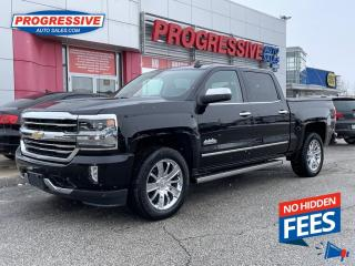 Used 2018 Chevrolet Silverado 1500 High Country Sunroof. 6.2L V-8 for sale in Sarnia, ON
