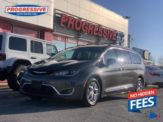 Used 2018 Chrysler Pacifica Touring-L NAVI / DVD PLAYER / HEATED SEATS / BACK UP CAMERA for sale in Sarnia, ON