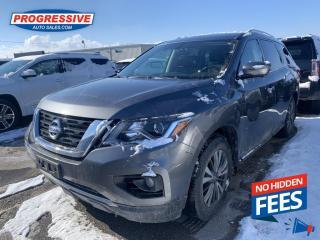 Used 2018 Nissan Pathfinder SL Premium NAVI / SUNROOF / LEATHER / HEATED SEATS / BACKUP CAMERA for sale in Sarnia, ON