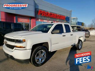 Used 2019 Chevrolet Silverado 1500 LD Silverado Custom BACK UP CAMERA / APPLE CARPLAY & ANDROID AUTO for sale in Sarnia, ON