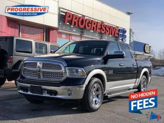 Used 2016 RAM 1500 Laramie Diesel 4x4 Leather for sale in Sarnia, ON