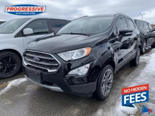 Used 2019 Ford EcoSport Titanium NAVI / BACK UP CAMERA / SUNROOF for sale in Sarnia, ON