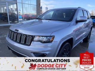 New 2021 Jeep Grand Cherokee Altitude | 4X4 for sale in Saskatoon, SK