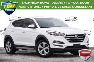 Used 2018 Hyundai Tucson 2.0L GL | AWD | AUTO | BLUETOOTH | HEATED SEATS | for sale in Kitchener, ON