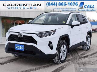 Used 2020 Toyota RAV4 XLE for sale in Sudbury, ON