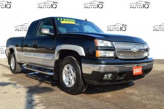 Used 2007 Chevrolet Silverado 1500 LT AS IS for sale in Grimsby, ON