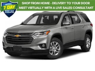 New 2021 Chevrolet Traverse RS for sale in Tillsonburg, ON