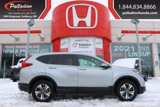 Used 2017 Honda CR-V LX - HEATED SEATS LANE KEEP ASSIST BACK UP CAMERA - for sale in Sudbury, ON