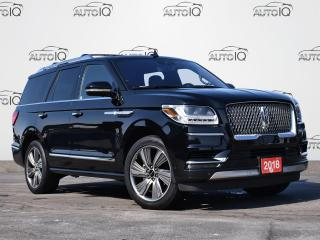 Used 2018 Lincoln Navigator Reserve for sale in Waterloo, ON