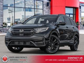 New 2021 Honda CR-V Black Edition for sale in Huntsville, ON